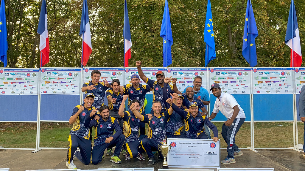 We are the champions - French Division 2