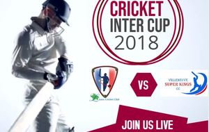 Cricket Inter Cup 2018