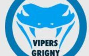[CD91] Lisses vs Vipers Grigny